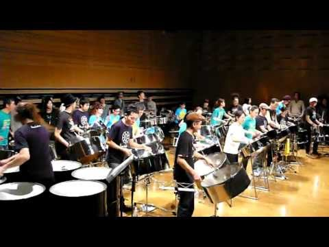 Chicken Steak - Panorama Steel Orchestra パノラマスティールオーケストラ