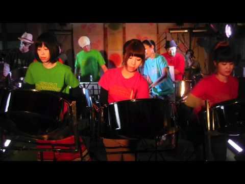 Japan's STARS ON PAN perform 'Big Bamboo'