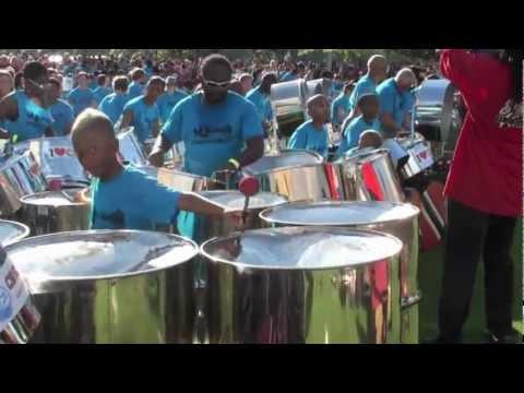 1000 Pans ~ Brasil ~ London 2012