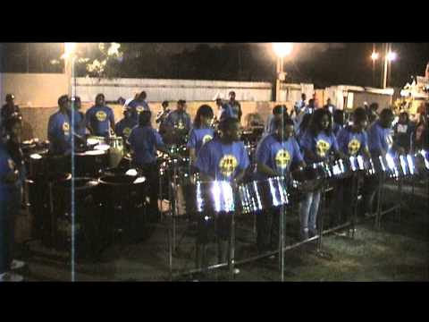 Sonatas Steel Orchestra at Sonatas 2012 Launch