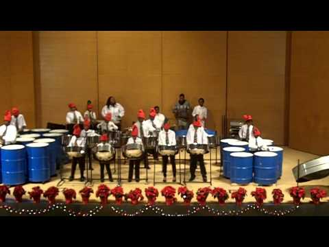 Feliz Navidad - CASYM Steel Orchestra Class 1