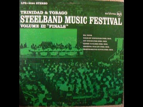 "Angostura Starlift Steel Orchestra - Handel's  ""For Unto Us A Child Is Born"""