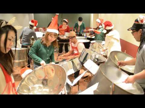 Feliz Navidad - STARS ON PAN /(steelpan christmas)