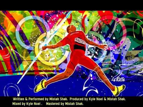 Mistah Shak - Soca/Kaiso 2013 - 'Javelin Jam'