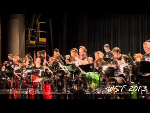 Ben Lion - NYU Steel - Spring Concert 2013