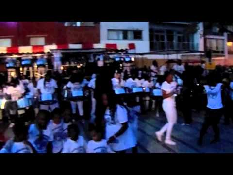 London/UK National Steelband Panorama 2014 video - Mangrove Steelband