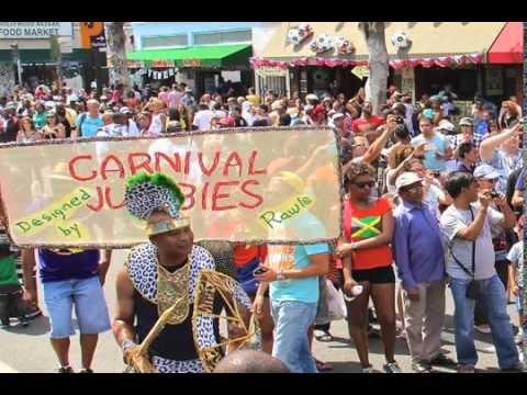 Carnival Jumbies 2014