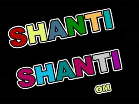 Om Shanti Om - Lord Shorty