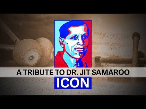 Dr Jit Samaroo - A TRIBUTE by Supernovas Steel Orchestra [ NH PRODUCTIONS TT ]