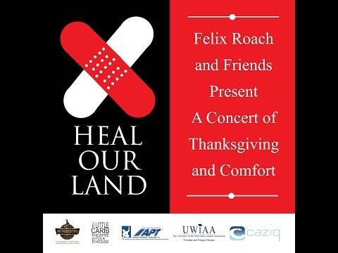 Heal Our Land, The Concert