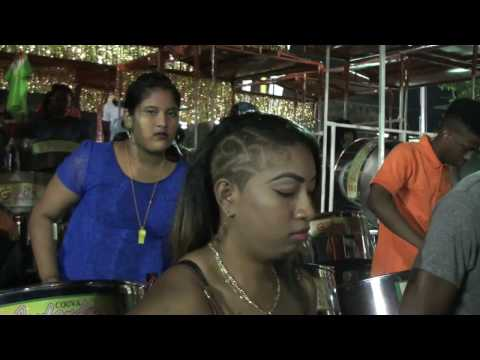 "Couva Joylanders ""Band of the Year"""