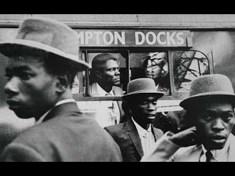 The Voyage of the Empire Windrush