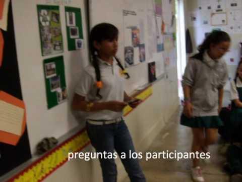 Materia: español,  nivel elemental, el reporte oral