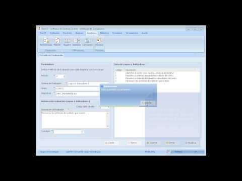 DocCF, Software de Gestión Escolar