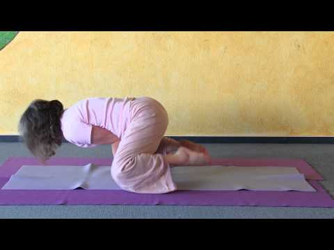Variations of Mayurasana, Yoga Peacock