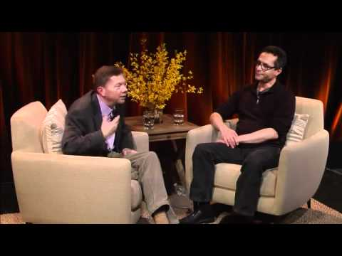 Eckhart Tolle invited to talk at Google
