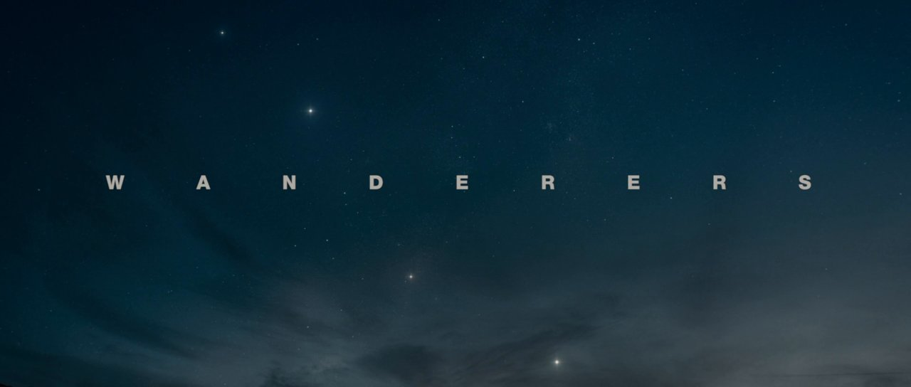 Wanderers - a short film by Erik Wernquist