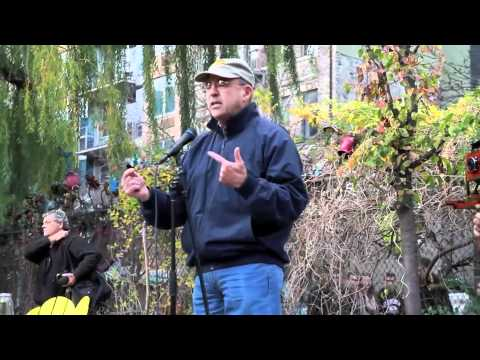 Occupy Wall Street Farmers March - Mike Callicrate