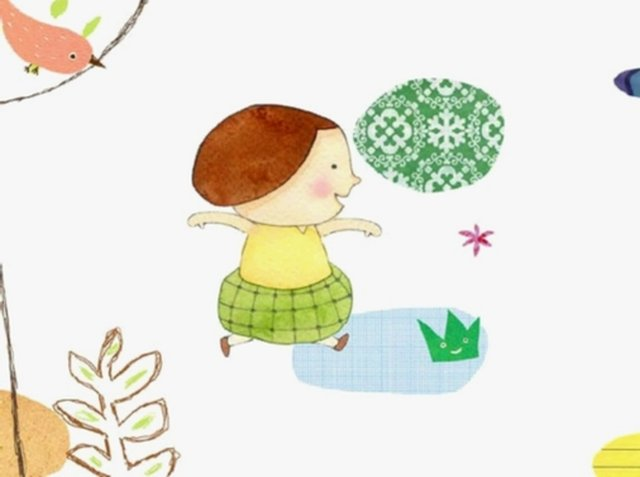 'walk home' animation