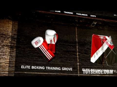 Toysence  Motion graphic Elitefightstore
