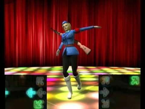 Happy dance animation 3D