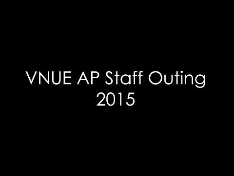 VNUE AP Outing Trip 2015 - Footage