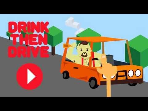 Drink Then Drive เมาไม่ขับ - Aitim Rule The World