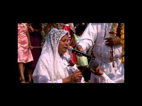 Mediatrix of all Graces: Our Lady speaks: Batim, Goa India 15Apr2012. wmv