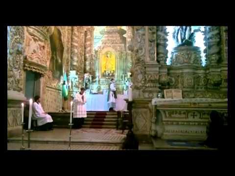 Missa de Requiem - Missa Tridentina em Recife (1/2)