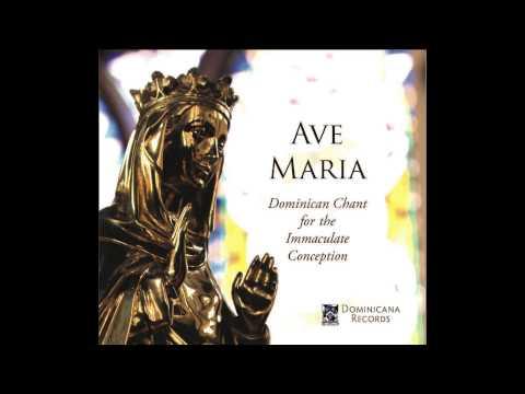 Salve Regina - Dominican Chant