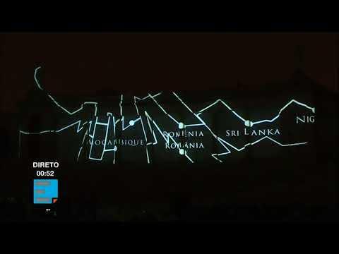 Fátima - Tempo de Luz (Video Mapping)