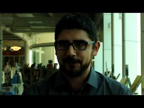 Entrevista TV al escritor José Baroja en México