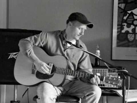 Jason Bennett sings Bob Dylan