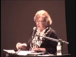 Global Greens 2008 - Elizabeth May, Leader, GP Canada