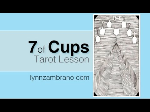7 of Cups with Lynn Zambrano