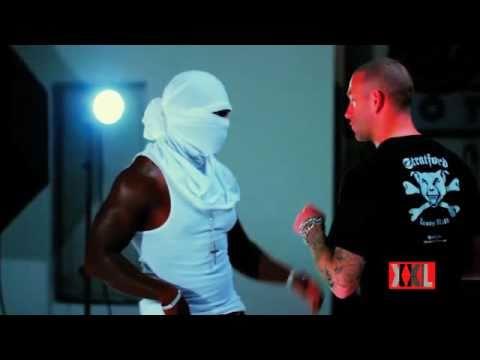 50 Cent & Soulja Boy - XXL Photo Shoot (Behind The Scenes)