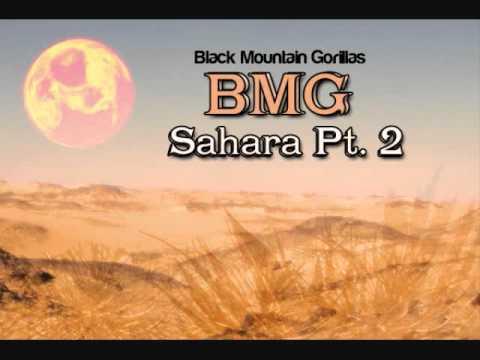 BMG (Black Mountain Gorillas)- Sahara Pt. 2