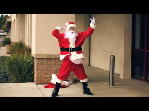 Epic Santa Battle Pt 1 *LMAO*
