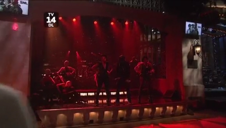Diddy Dirty Money & Swizz Beatz - Ass On The Floor  SNL Performances