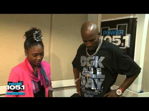 Watch DMX's First Encounter With Google (DMX on Google from Power 105.1)
