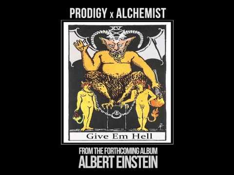 Prodigy - Give Em Hell [Prod By The Alchemist] 2013 New CDQ Dirty NO DJ