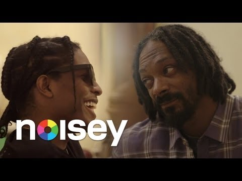 Snoop Lion X A$AP Rocky - Back & Forth - Ep. 20 Part 1/2