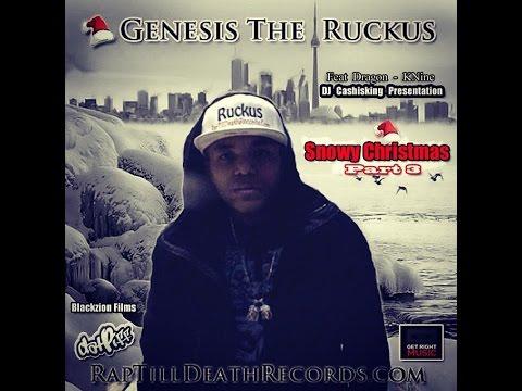 Snowy Christmas 3 Full Album By Genesis the Ruckus