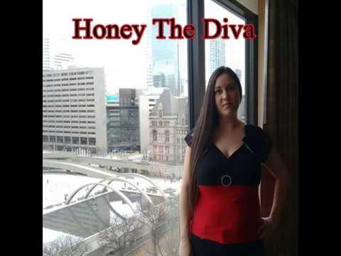 Honey The Diva  - Broken Heart - remix feat Ruckus
