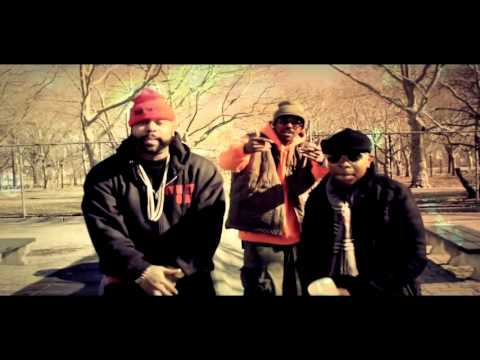 "Ty Nitty  ""BQE""  ft. Lil ' Dap, La Da God (Official Video)"