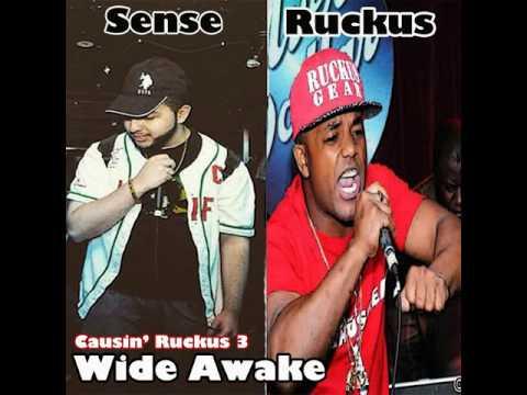 Ruckus - Wide Awake feat Sense. Causin'Ruckus 3 (Toronto)