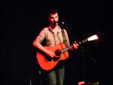 Jim Moray - Lord Douglas - Crawley Folk Festival 2012