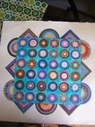 Geometric Mosaic Design