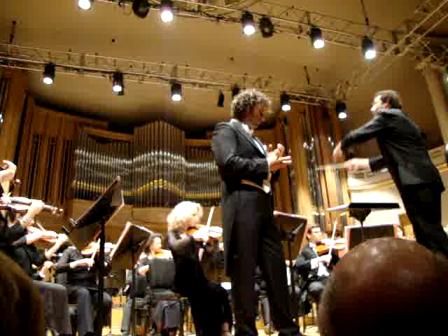 Jonas Kaufman Ténor  récital à Bruxelles