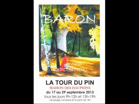 Expo LA TOUR 2013